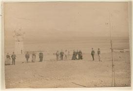 Campo de Dalias (El Ejido) sobre el 1860