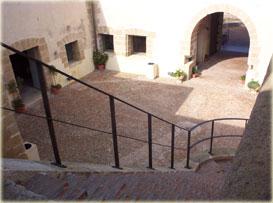 Castillo Guardias Viejas