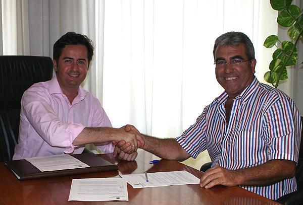 Paco Góngora y José Francisco Rodríguez Manrique
