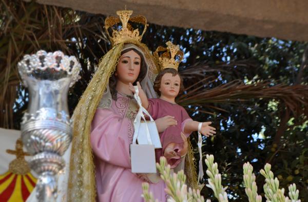 Fiesta de la Virgen de las Mercedes