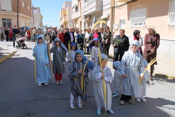 Domingo de Ramos en Balerma
