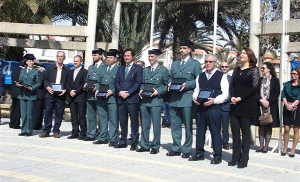 Guardia Civil Balerma