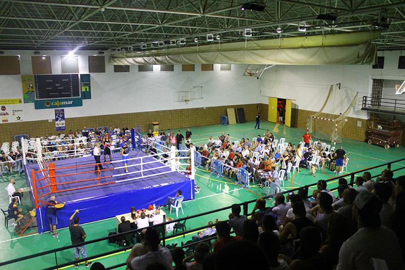 Velada de Boxeo Balerma 2015
