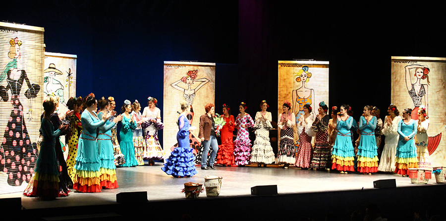 Modas Flamencas Mariar en Balerma