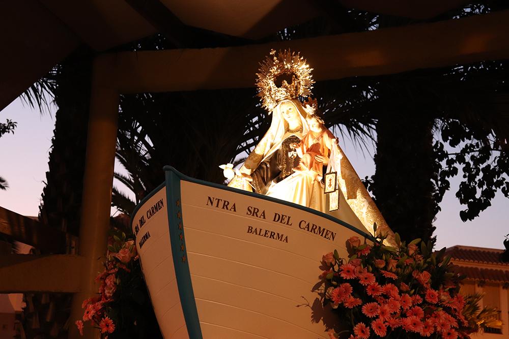 Virgen del Carmen 2020